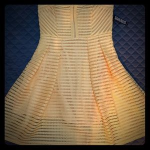 Yellow NY&Co dress